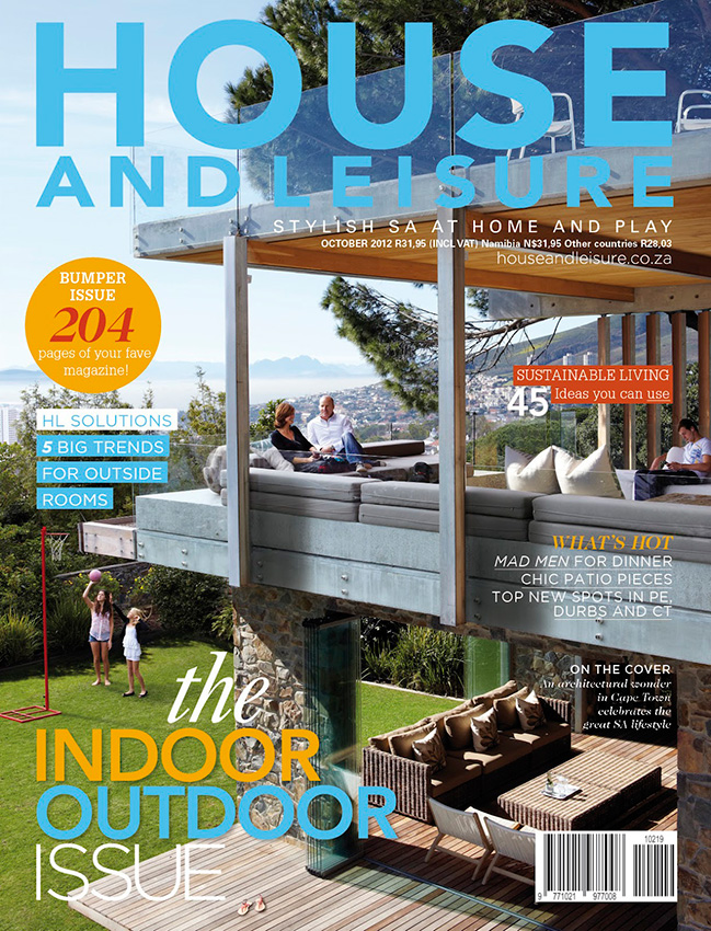House and Leisure Cover