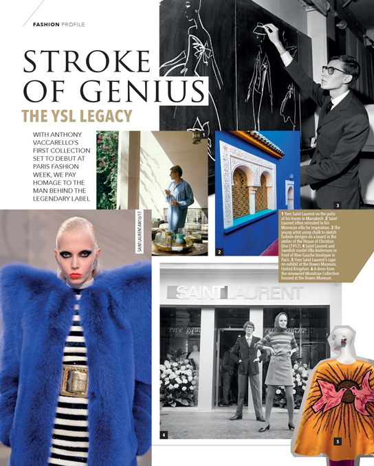 September Issue - Hyde Park Corner